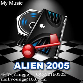 ALIEN 2005 (My Music)