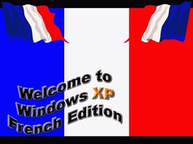 Windows XP French Edition