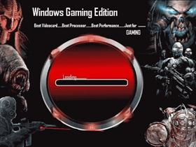 Windows XP Gaming Edition