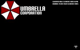 Umbrella Corporation Logon