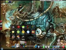 graffiti desktop