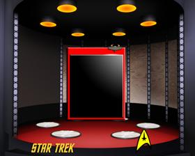 Star Trek Original Logon