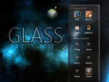 Trillian Glass Contact List