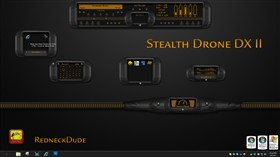 Stealth Drone DX II