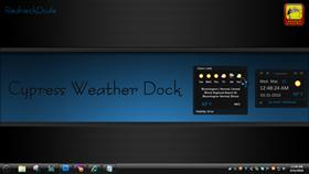 Cypress Weather Dock