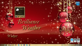 Brilliance Weather Widget