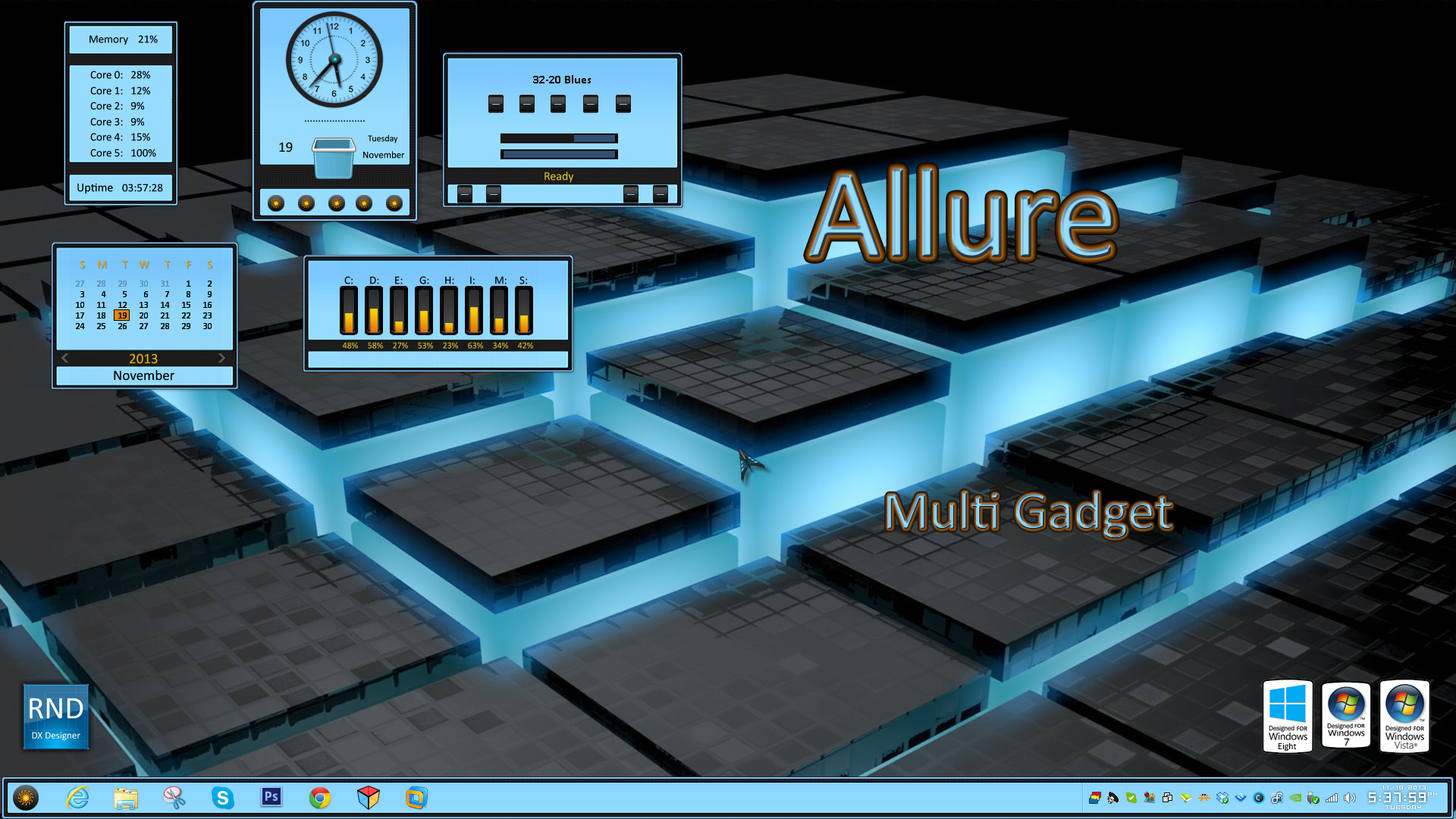 Allure Multi Gadget
