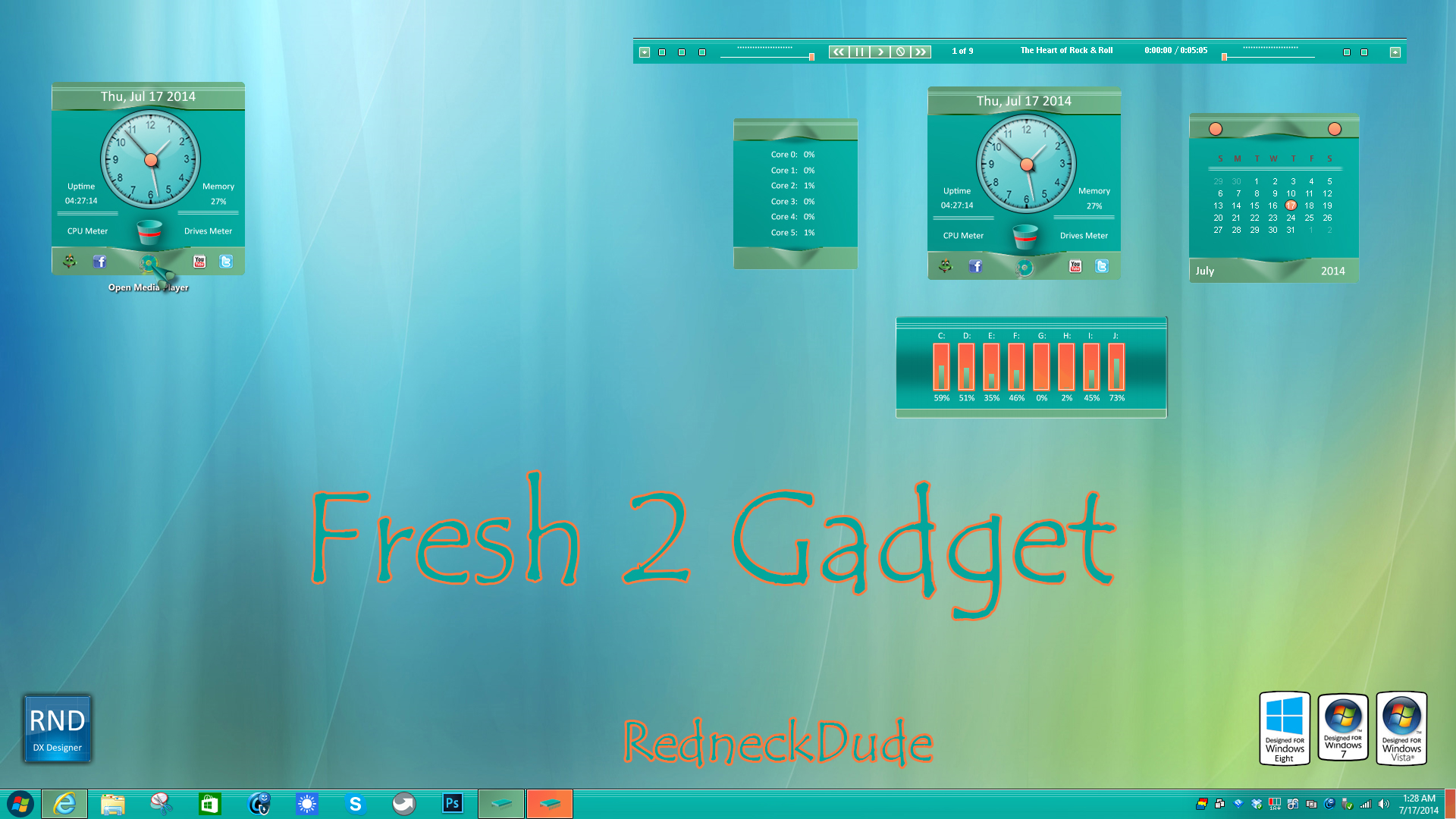 Fresh Multi Gadget