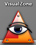 VisualZone Dock Icon
