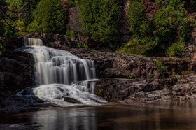 Gooseberry Falls State Park - Lower Falls