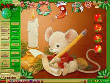 A Mousey letter to Santa!