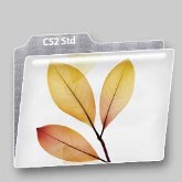 Plastic Folder: Creative Suite 2 Std