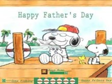 Snoopy Fathers Day